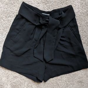 H&M black shorts (size 8)